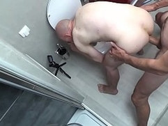 Toilet Fuck Fuckin And Filling The Freaks Holes