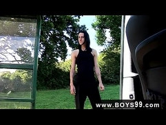 Gay video Goth Boy Alex Gets Fucked