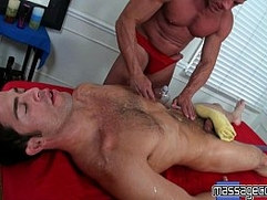 Sexual Tension on Massagecocks
