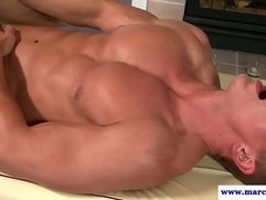 Straight dudes virgin butt fucked hard