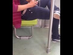 Ni sabroso en el metro del df