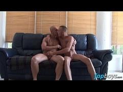 Sex starved Nico Blade enjoys drilling Juniors tight rear