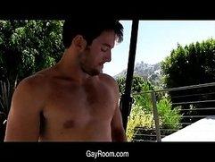 Gay room cabana sex