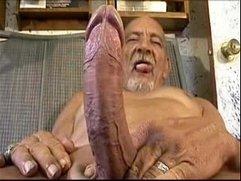Old man hot