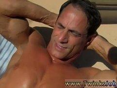 Guys porn boy small Daddy Poolside Prick Loving