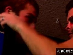 Twink video Superhero Austin Ried cant turn down the lust he has for