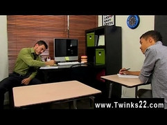 Twink movie of If I'd had a teacher like Collin I would have done