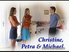 Christine Petra And Michael Threesome Sex Full 31