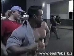 Kevin Levrone DL black nasty bodybuilders
