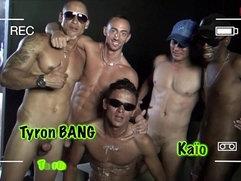 Gang Bang au Cine