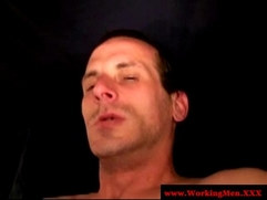 Straight redneck matures love cock